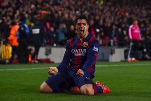 4. Luis Suárez (Barcelona/España) Foto:Getty Images. Imagen Por:
