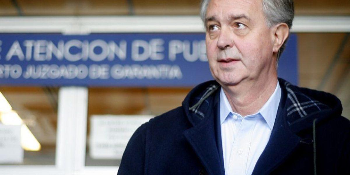 Francisco de La Maza descarta asumir conducción de la UDI y critica a la mesa directiva
