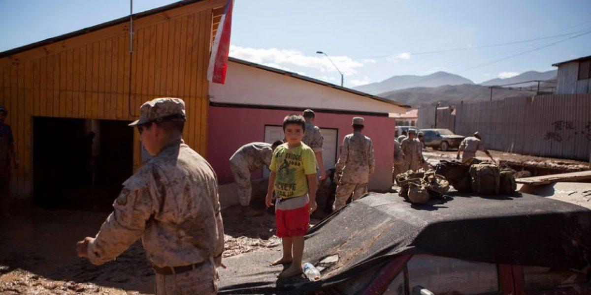Tragedia en el norte: toque de queda partirá a las 22 horas en cinco comunas de Atacama