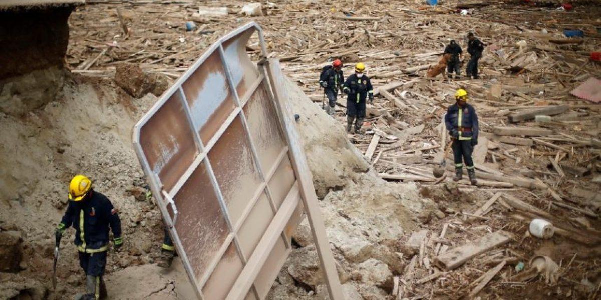 Venezuela ofrece cooperación a Chile ante catástrofe que afecta a la zona norte
