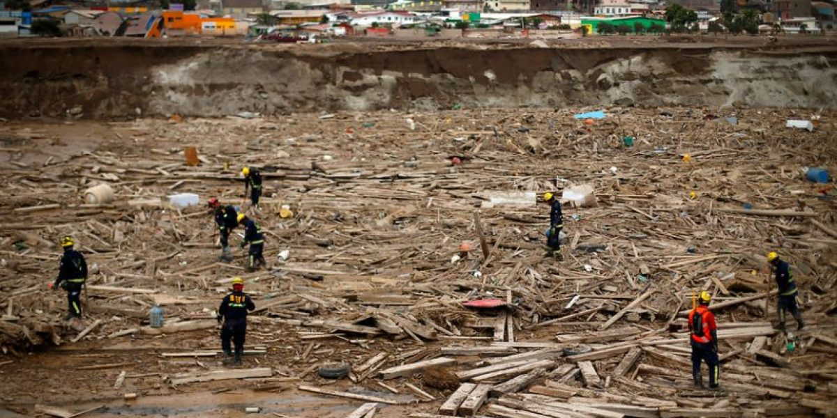 Tragedia en el norte: nuevo reporte oficial indica 18 fallecidos y 49 desaparecidos