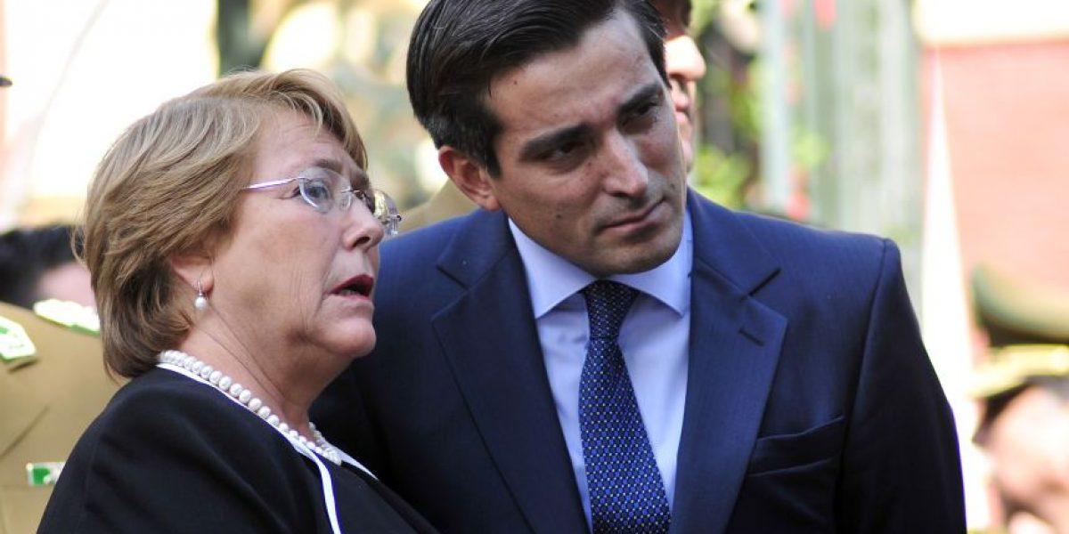 Día del Joven Combatiente: Bachelet asiste a velorio de carabinero asesinado