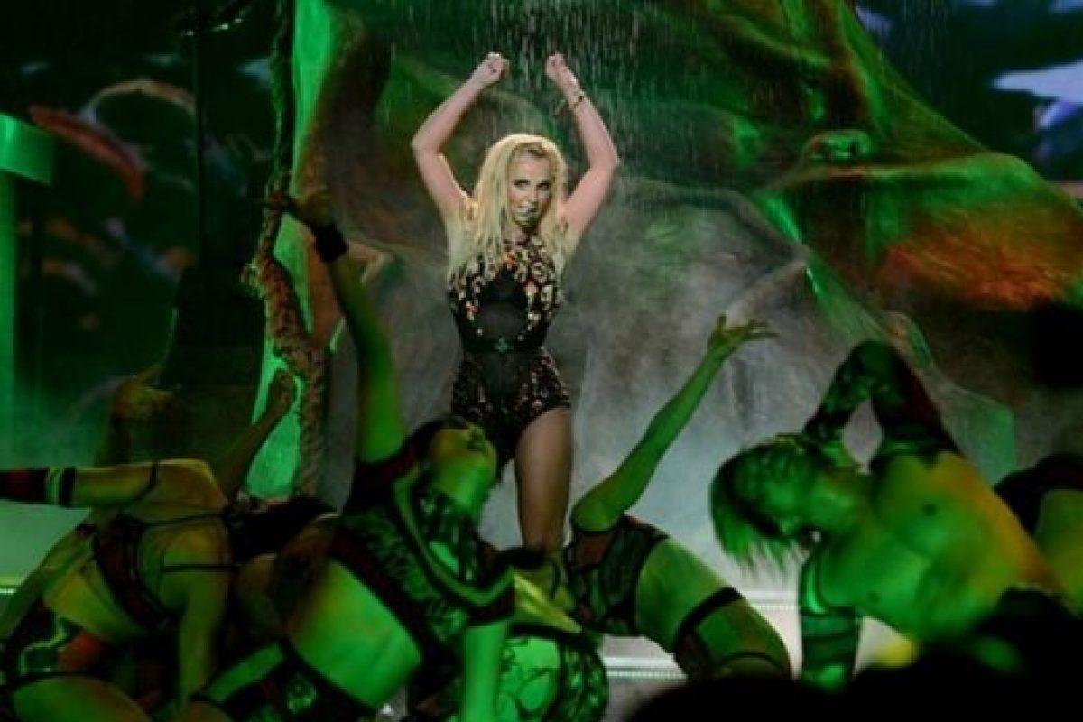 """En la noche es la """"Princesa del pop"""". Foto:Instagram Britney Spears. Imagen Por:"""