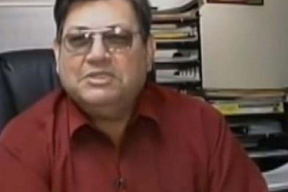 Abraham Quintanilla Foto:YouTube. Imagen Por: