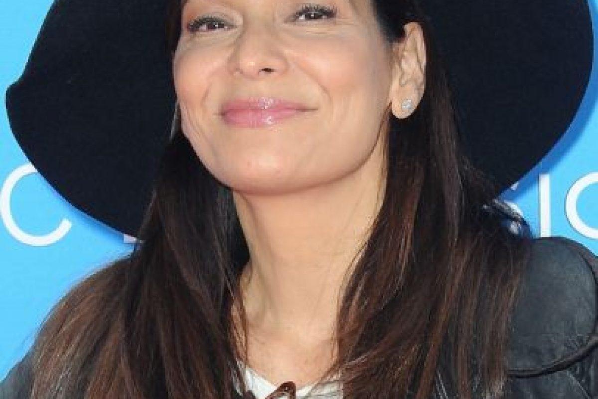 Así luce ahora la actriz de 49 años Foto:Getty Images. Imagen Por:
