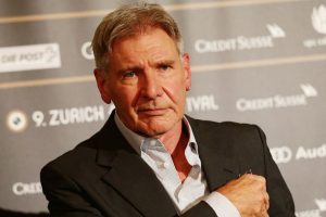 Harrison Ford =… Foto:Getty Images. Imagen Por: