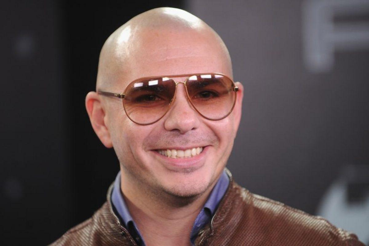 Pitbull =… Foto:Getty Images. Imagen Por: