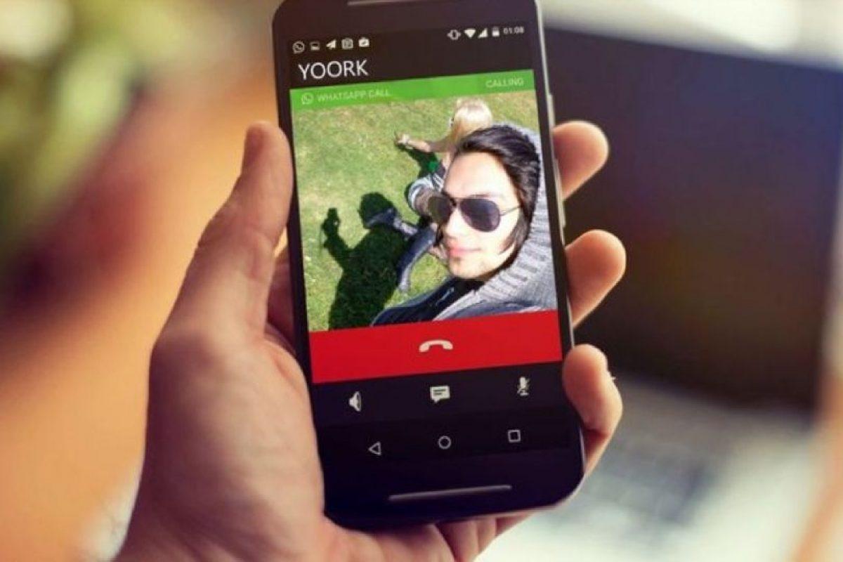 Así se verá cuando llamen a un contacto. Foto:Pinterest. Imagen Por: