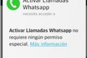 La actualización de WhatsApp para llamadas gratuitas. Foto:Twitter. Imagen Por: