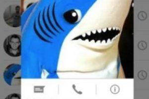 Los contactos en la actualización de WhatsApp. Foto:Twitter. Imagen Por:
