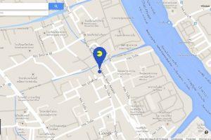 El marcador que deben localizar para empezar a jugar. Foto:Google Maps. Imagen Por: