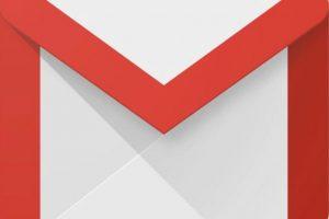 El correo oficial de Google es muy usado por las herramientas de oficina que ofrece. Foto:Gmail. Imagen Por: