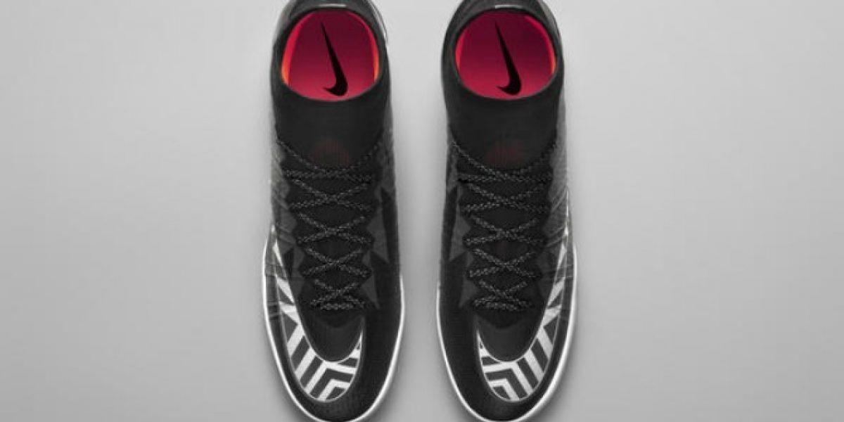 Los nuevos zapatos que buscan revolucionar el baby fútbol
