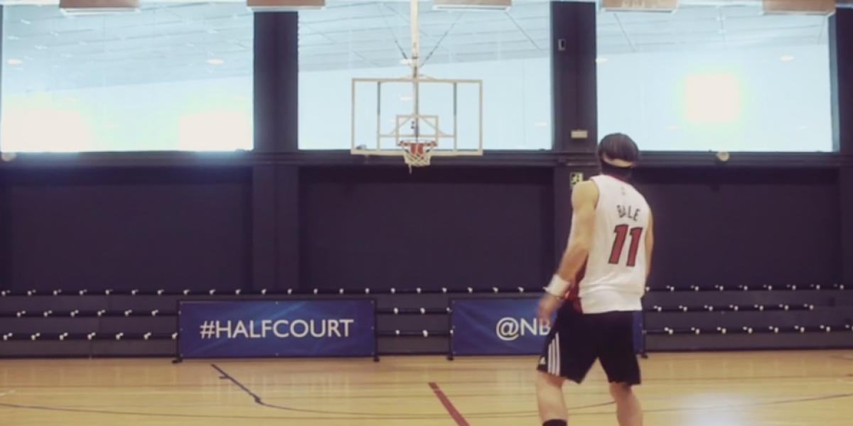 VIDEO: Gareth Bale se convierte en jugador del Heat de Miami