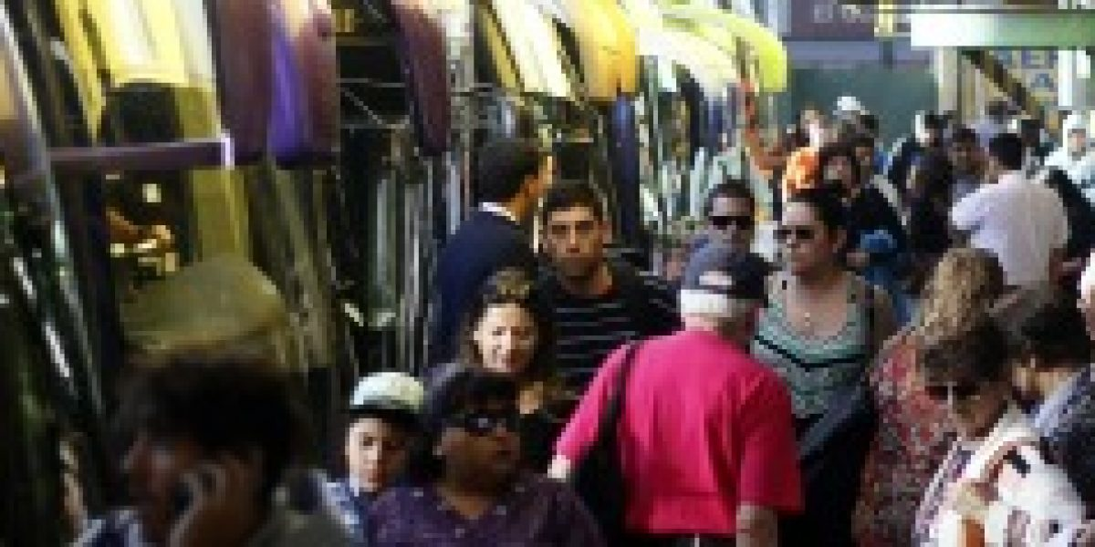 Semana Santa: diferencias superiores a 250% halló Sernac en precios de pasajes de buses