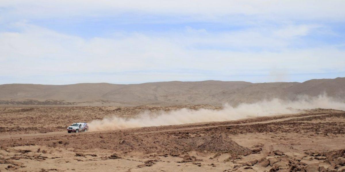 Catástrofe del norte aleja al Dakar de Chile