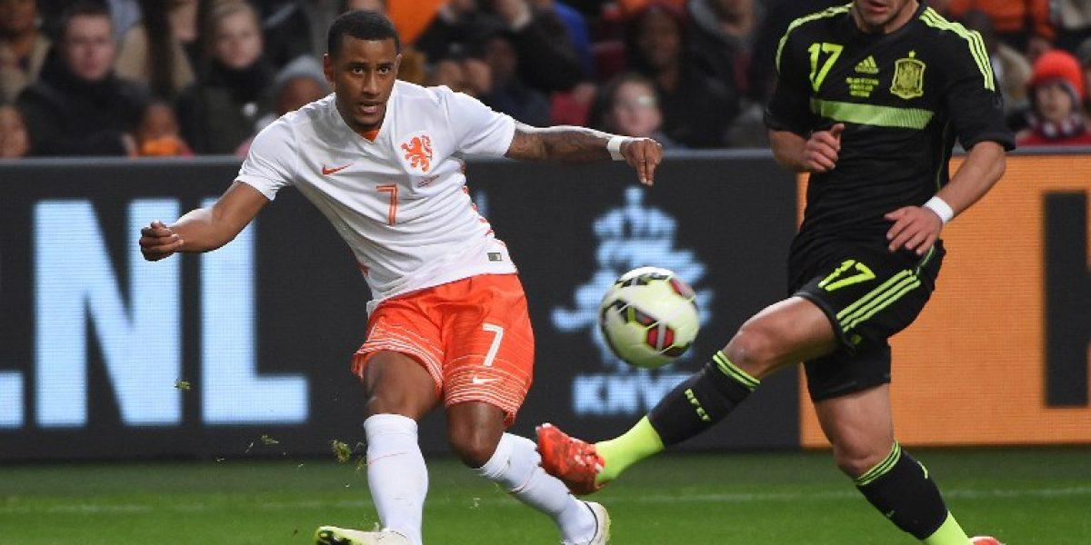 España sigue a los tumbos tras caer en amistoso frente a Holanda