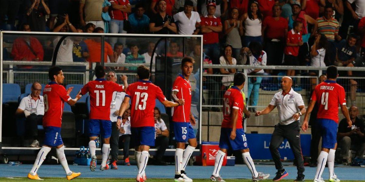 Entradas para duelos de Chile en Copa América se agotaron en menos de una hora