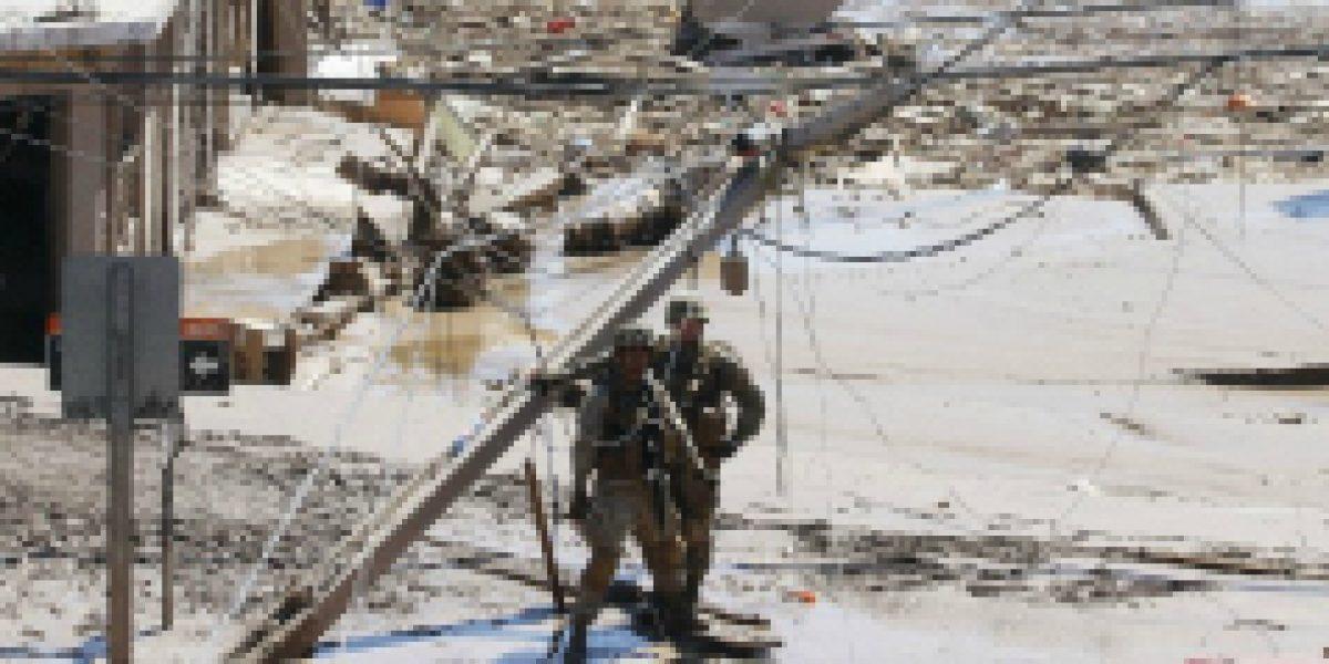Operación Renta: Medidas especiales para la zona de catástrofe