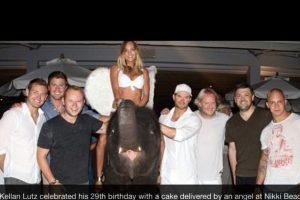 """Sin embargo, compartió: """"A partir de ahora queda prohibido a los asistentes la petición de elefantes a sus fiestas"""" Foto:Vía Facebook / Wildlife Friends Foundation Thailand. Imagen Por:"""