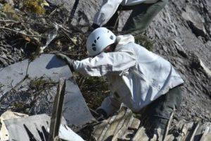 La grabación se recuperó, supuestamente, de los restos del Germanwings. Foto:Getty. Imagen Por: