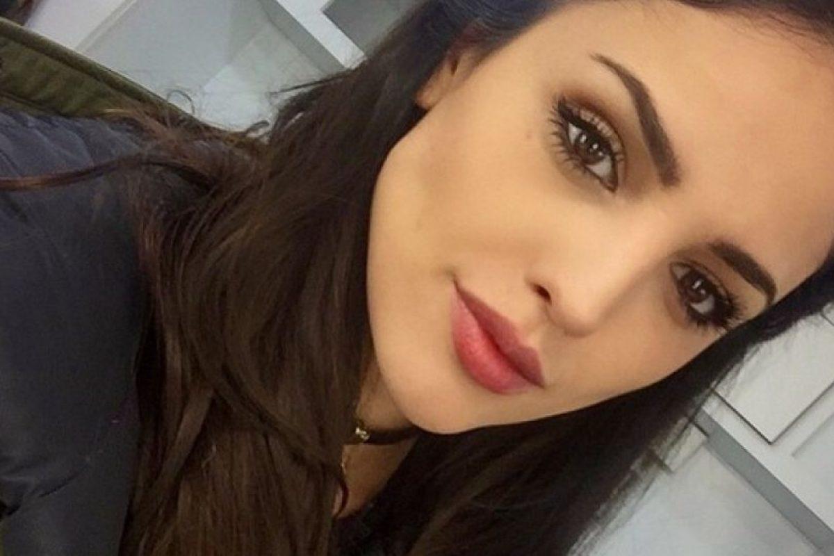Con el paso del tiempo la actriz a trabajado en su figura Foto:Instagram Eiza González. Imagen Por: