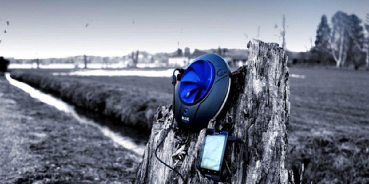 Conozcan el gadget que recarga la batería de su smartphone con agua