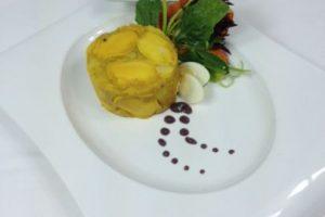 El chef Barraza expuso: Foto:Cortesía chef David Barraza. Imagen Por: