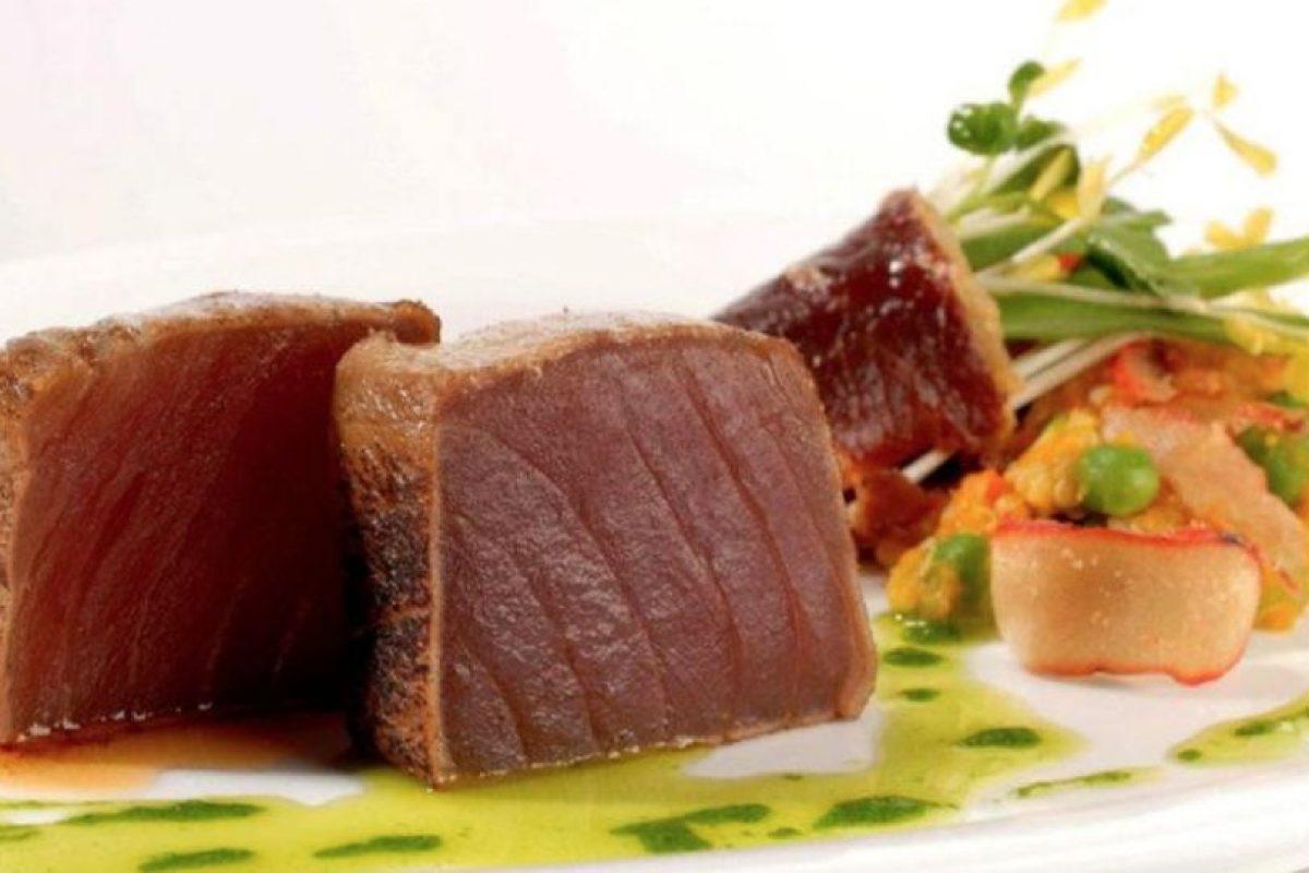 """""""Con eso se logra el verdadero sazón chileno"""", finalizó el reconocido chef. Foto:Vía Facebook.com/espaciogastro. Imagen Por:"""