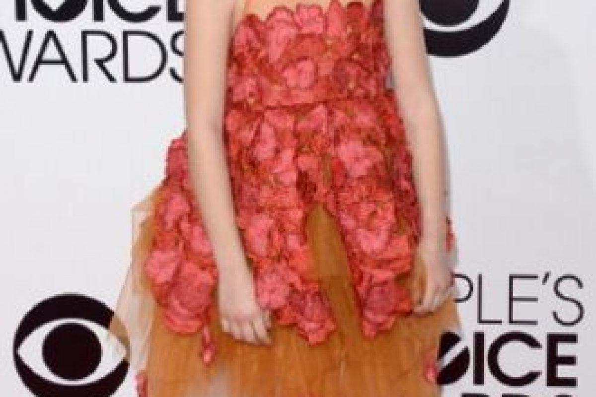 Hasta que Loreto se presentó. El papel de ella originalmente era el de un niño. Foto:vía Getty Images. Imagen Por: