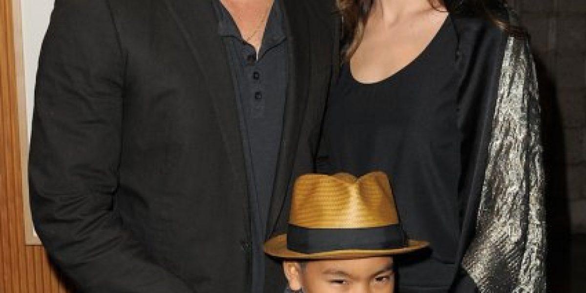 Brad Pitt y Angelina Jolie toman terapia de pareja