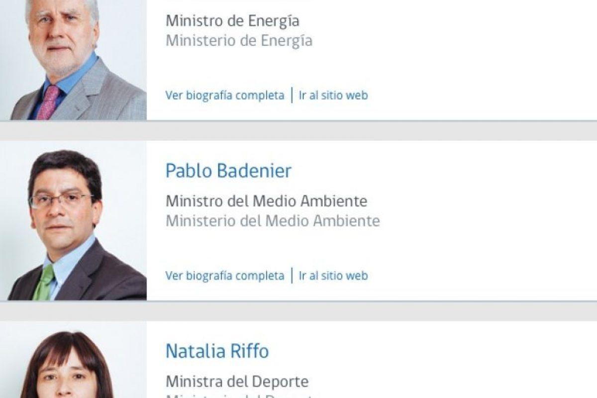 Renuncia del gabinete estos son los actuales ministros de for Gabinete del ministro del interior