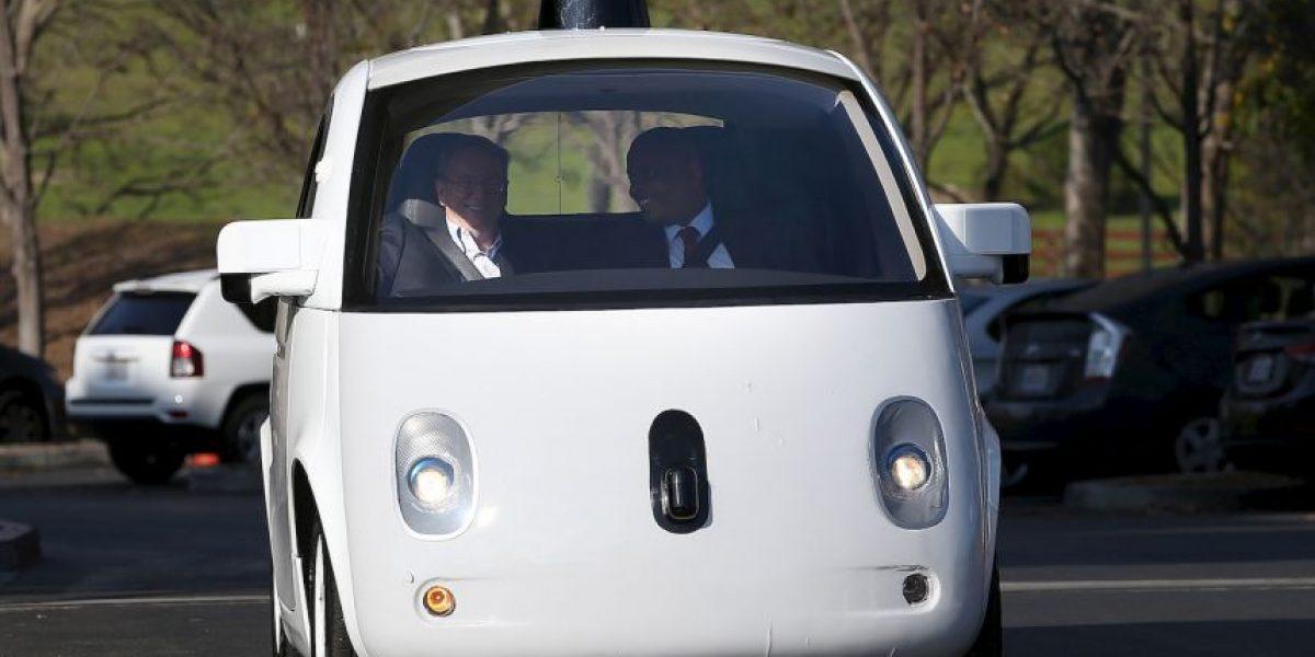 Autos inteligentes de Google han tenido 11 accidentes desde 2009