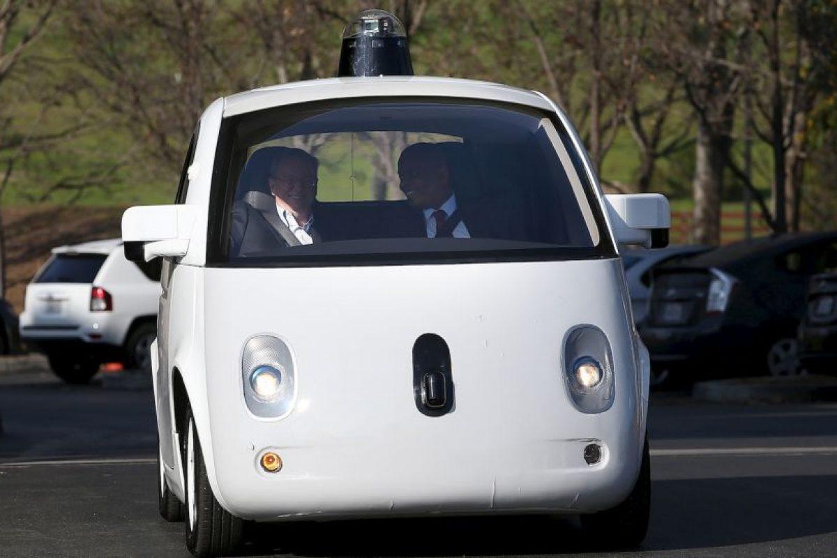 El automóvil sin conductor de Google (en inglés Google driverless car) es un proyecto que consiste en el desarrollo de la tecnología necesaria para crear coches que circulen de forma autónoma Foto:Getty Images. Imagen Por: