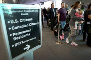 8. Este año mil 335 estadounidenses han renunciado a su ciudadanía. Foto:Getty Images. Imagen Por:
