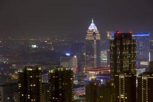 3. Su'ao, Taiwan: 20 de abril. Magnitud 6.4 Foto:Getty Images. Imagen Por: