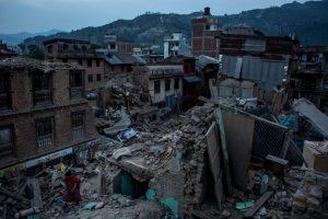 De acuerdo al Programa Mundial de los Alimentos de la ONU, estos sismos afectaron a más del 30% de la población del país Foto:Getty Images. Imagen Por: