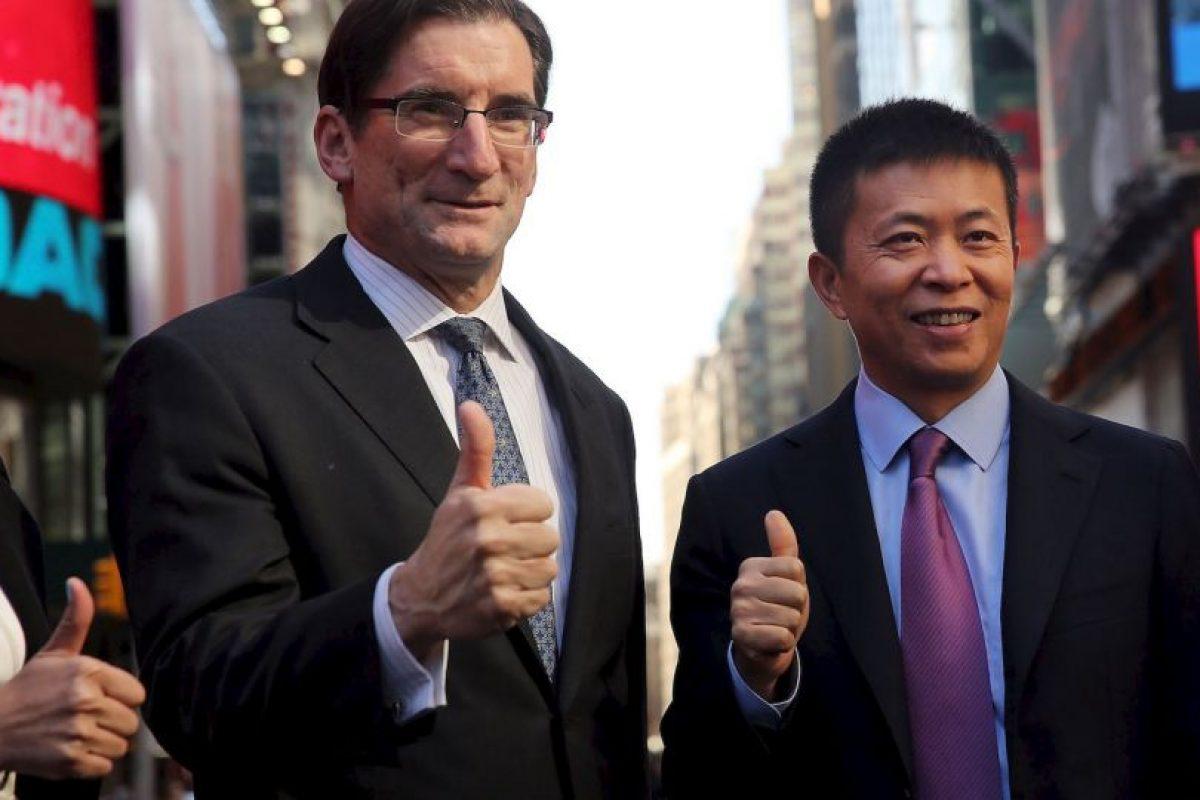 Weibo es parte del bolsa de valores electrónica y automatizada más grande de los Estados Unidos, Nasqad Foto:Getty Images. Imagen Por: