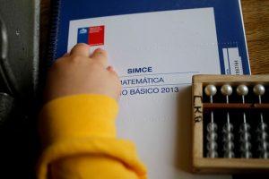 """Referencial Foto: Secundarios barren con el Simce: """"Es parte del problema y no de la solución""""Agencia Uno. Imagen Por:"""