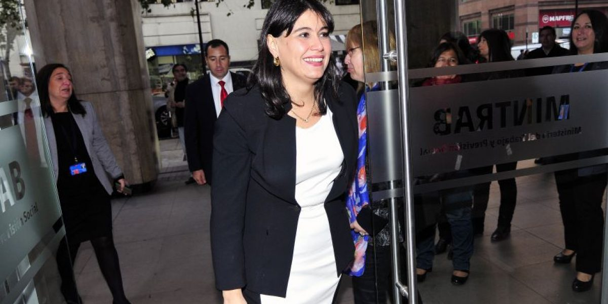 Ministra dará continuidad a proyecto para fortalecer Ministerio Público