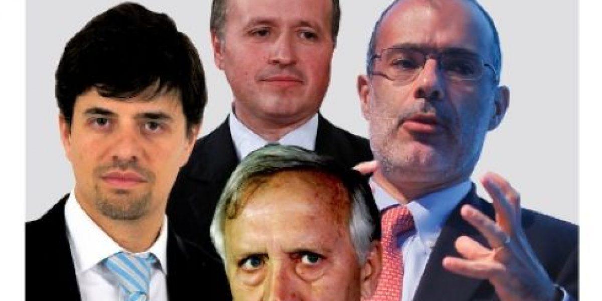 Infografía: los nuevos ministros de Bachelet