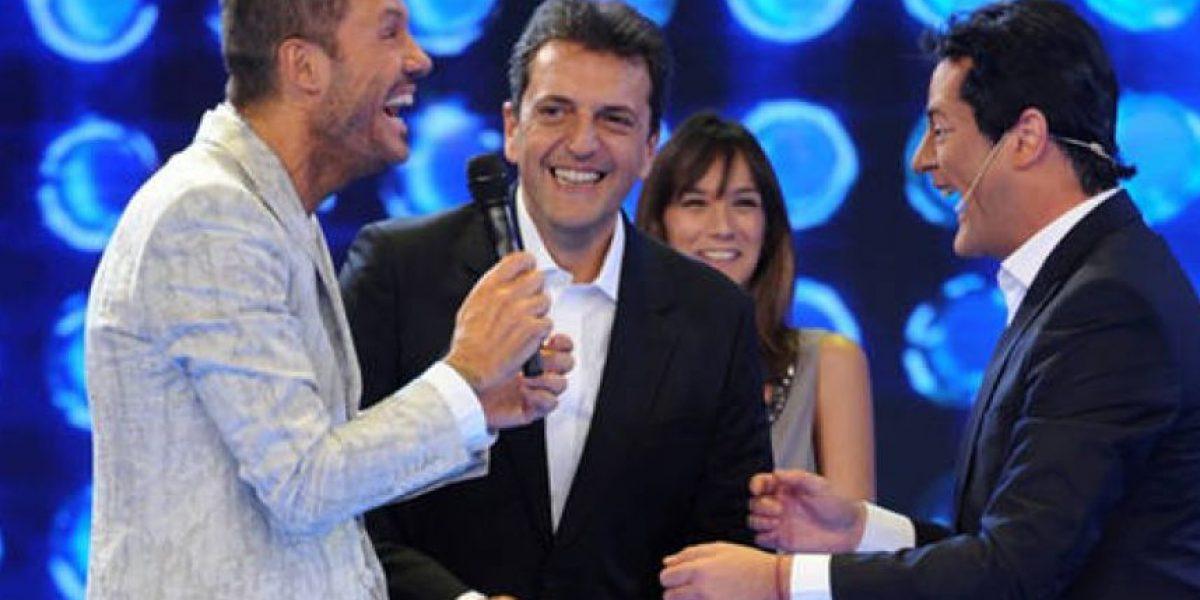 Principales candidatos a Presidencia argentina hacen campaña en televisión