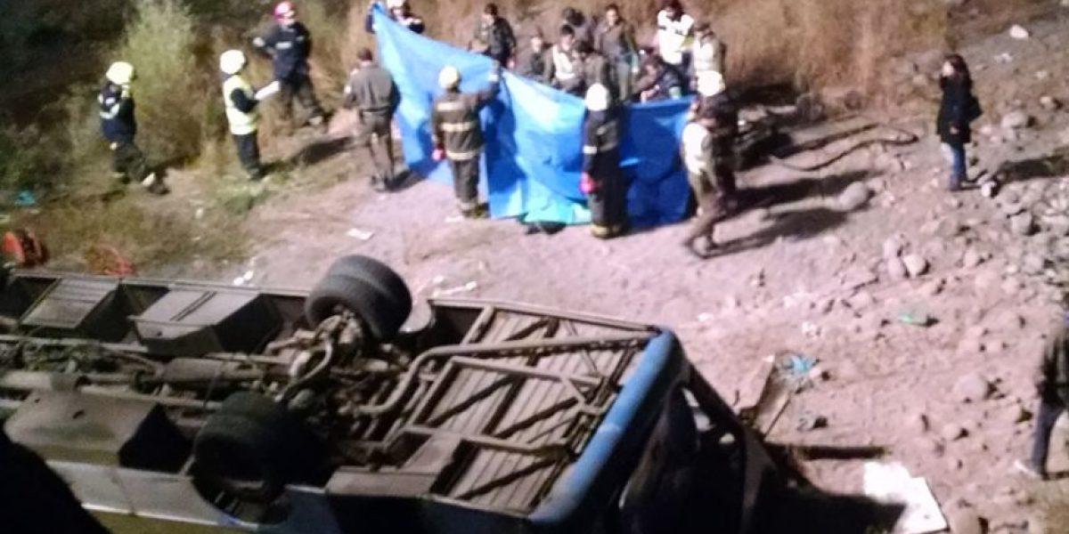 Tragedia en Tinguiririca: identifican a los 5 fallecidos