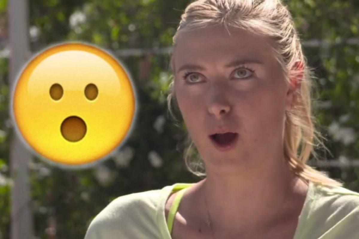 Maria Sharapova -Rusia. Foto:WTA. Imagen Por: