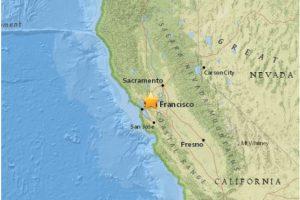 14. Concord, California. 3 de mayo. Magnitud 3.6 Foto:Earthquake.usgs.gov. Imagen Por: