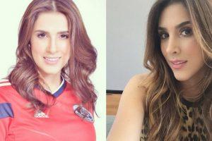 """Así ha cambiado el estilo de Daniela Ospina, esposa de James Rodríguez, desde que se convirtió en una """"WAG"""" del Real Madrid. Foto:Vía instagram.com/daniela_ospina5. Imagen Por:"""