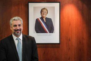 Nació en Valparaíso en 1972. Tiene 43 años Foto:Agencia Uno. Imagen Por: