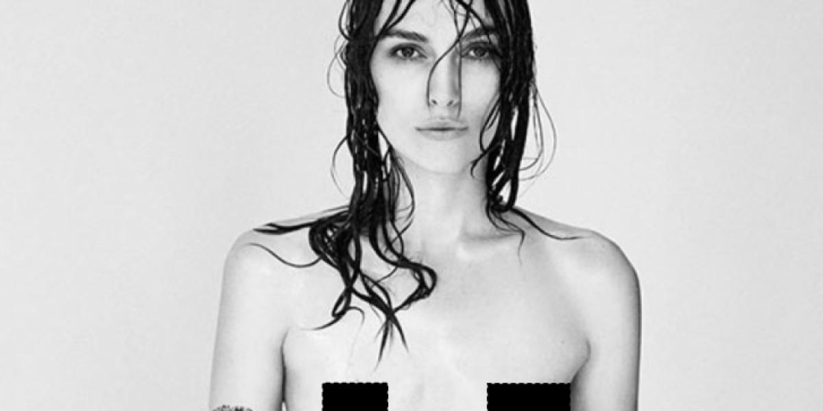 FOTOS: 21 famosas que han posado sin ropa y se vieron mejor que Kim Kardashian