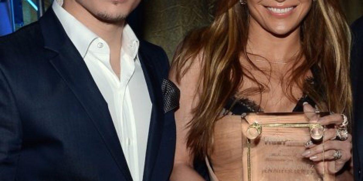 Aseguran que Jennifer López y Casper Smart fingieron su separación