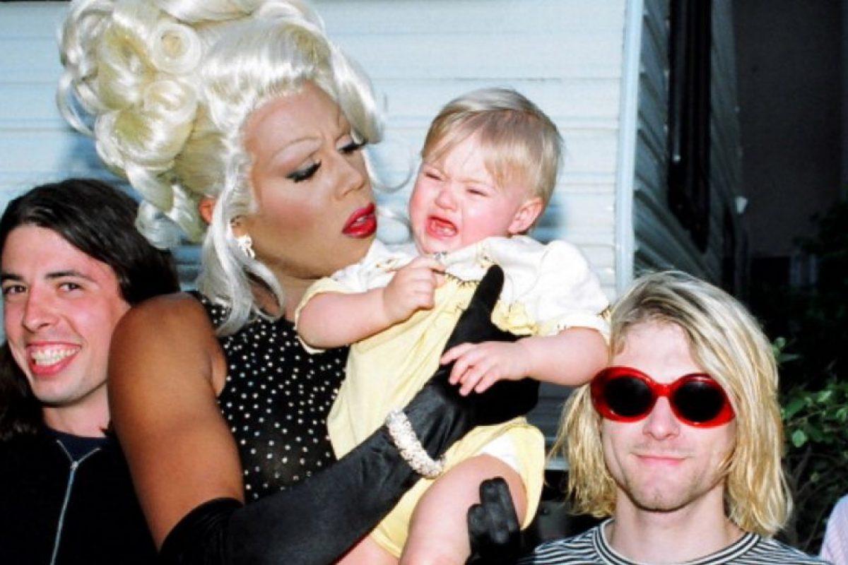 Ahora es famosa por sus propios méritos. Foto:vía Getty Images. Imagen Por: